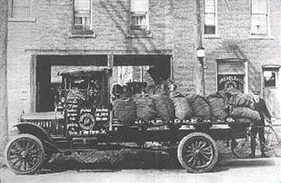 staffordclarke coal solid fuel history