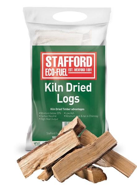 kiln dried logs - Stafford Clarke Solid Fuels - Coal, Gas, Firewood