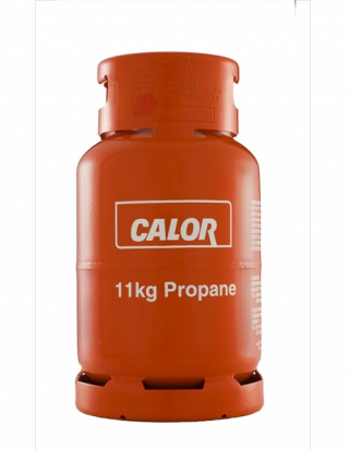calor 11kg propane gas cylinder dublin wicklow delivery