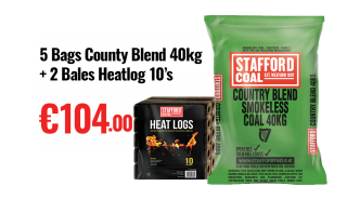 Country Blend Smokeless Coal Delivery